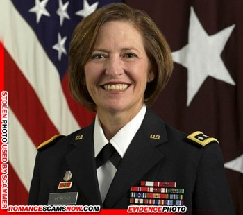 Lt. General Patricia D. Horoho: Have You Seen Her? Another Stolen Face / Stolen Identity 15
