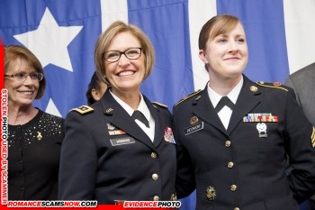 Lt. General Patricia D. Horoho: Have You Seen Her? Another Stolen Face / Stolen Identity 5