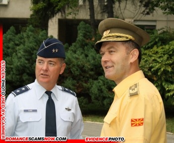 Major General Michael Dubie: Do You Know Him? Another Stolen Face / Stolen Identity 10