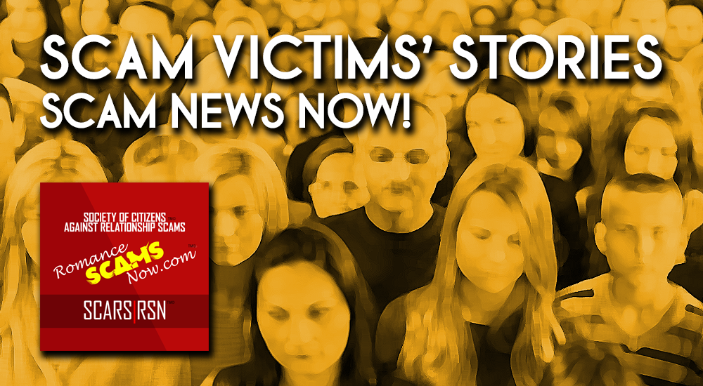 SCARS|RSN Scam News - Victims Stories