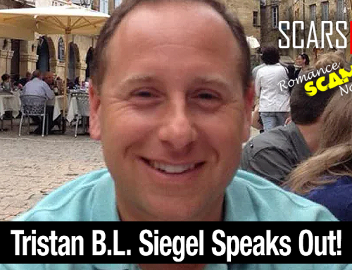 Colonel Tristan B.L. Siegel – SCARS|RSN™ Victims Speak Out
