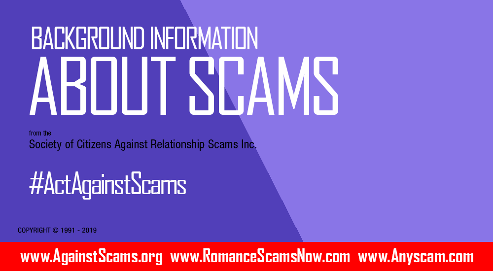 The Heart Of Darkness - A Scam Geography Lesson - SCARS|RSN™ Insight 4