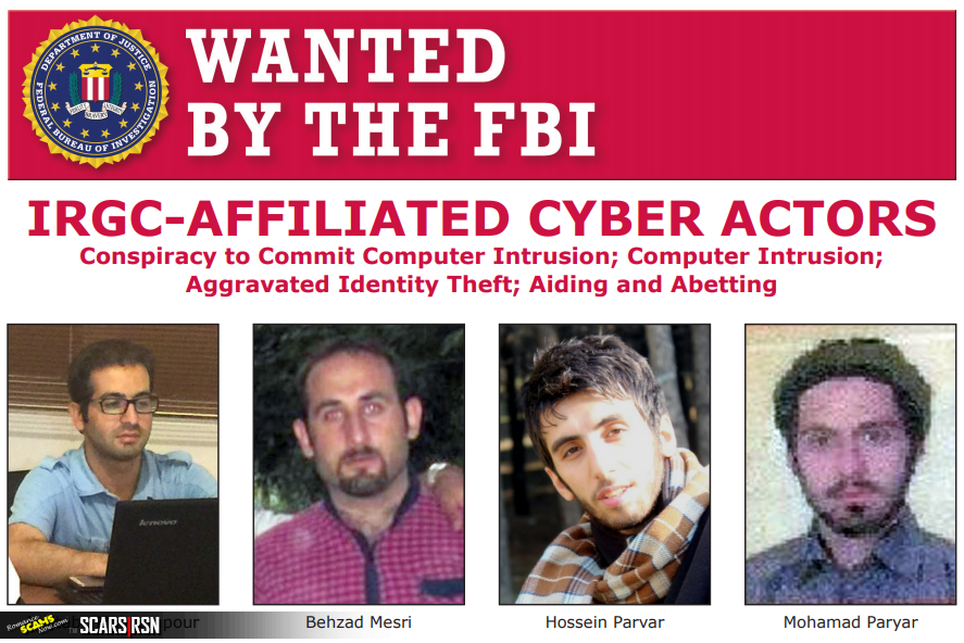 Real Military Cybercriminal - SCARS|RSN™ Special Report 9