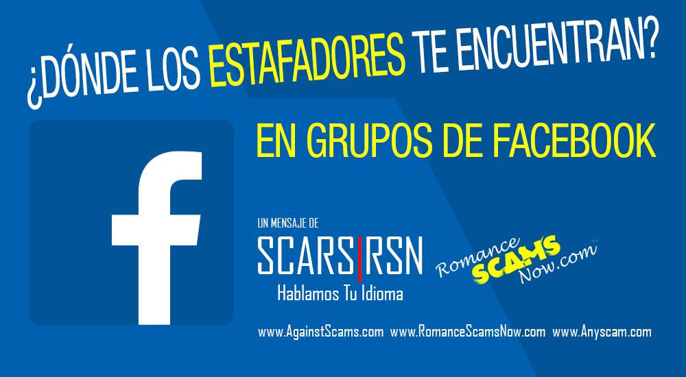 ¿Dónde Los Estafadores Te Encuentran? - Información de SCARS|RSN™ 1