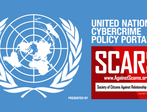 United Nations Global Crybercrime – SCARS|RSN™ Special Report