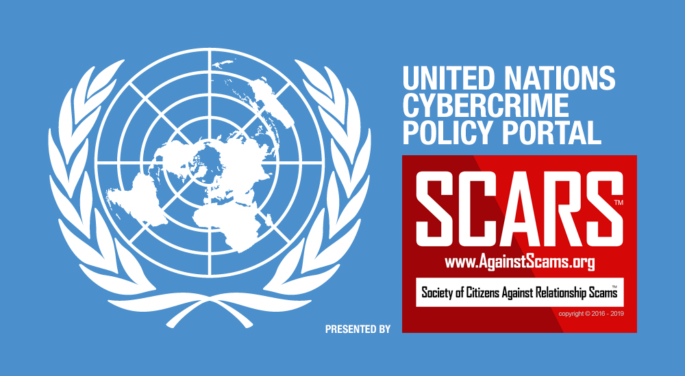United Nations Global Crybercrime - SCARS|RSN™ Special Report 3