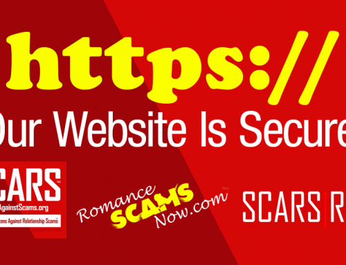Our Website Is Secure – SCARS™