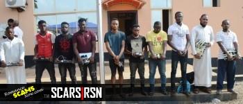 Nigeria's EFCC Nabs 10 More Suspected Internet Fraudsters - SCARS|RSN™ Scam News 3