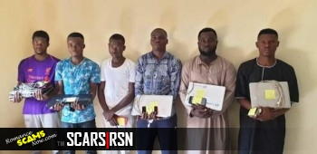 11 Yahoo Boys & Girls Arrested [Photos] - SCARS™ Scam News 4