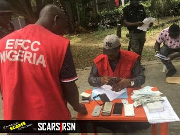 Expensive Cars And Laptops Recovered From 5 Yahoo-Boys Arrested - SCARS RSN™ SCAM NEWS 3