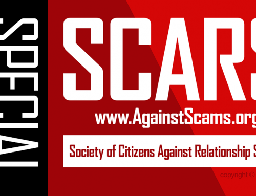 SCARS|RSN™ Scam & Scamming News: Is Moving To SCAMCRIME.COM