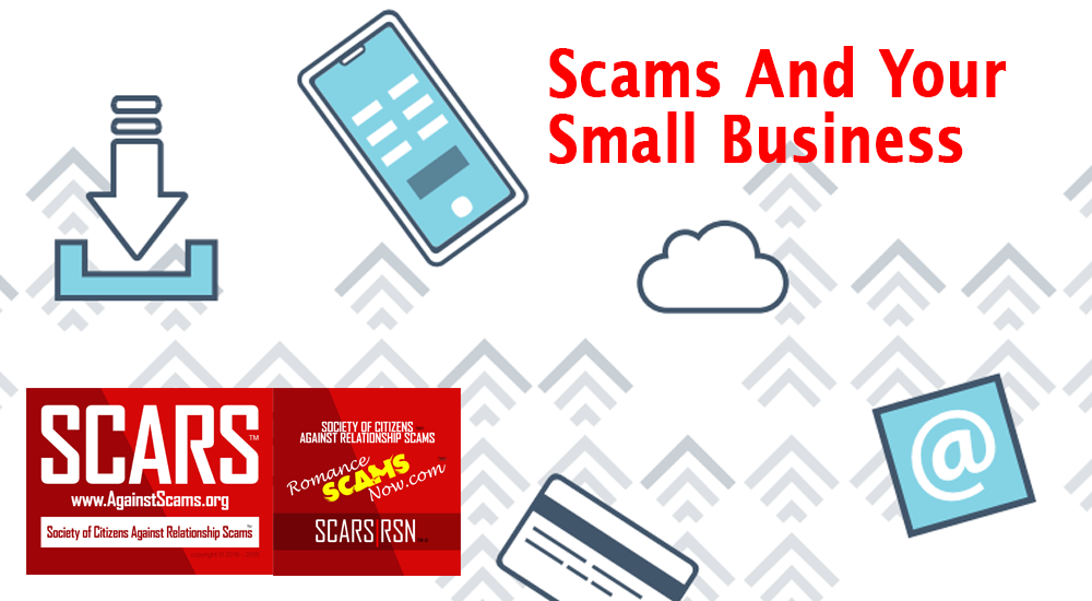 Scams And Your Small Business - SCARS|RSN™ Guide 1