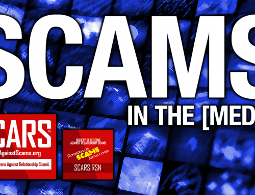 How We Fell Victim Of Online Romance Scams – SCARS|RSN™ SCAMS IN THE MEDIA
