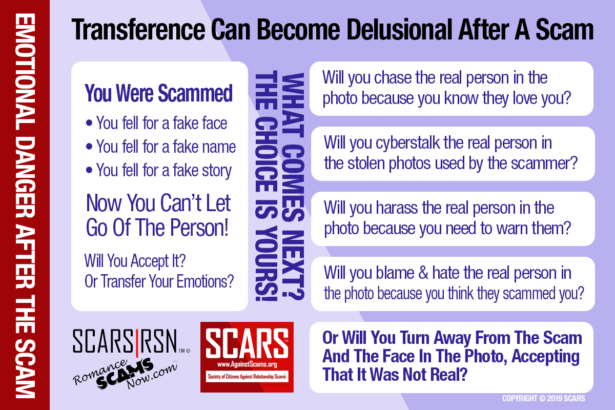 Emotional Danger After The Scam - SCARS|RSN™ Psychology of Scams 2