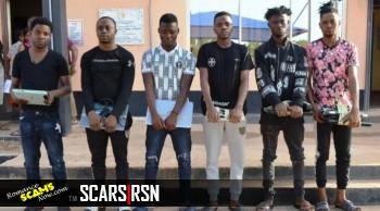 Nigerian EFCC Raids 'Yahoo Boys' Hideout - SCARS™ SCAM NEWS 2