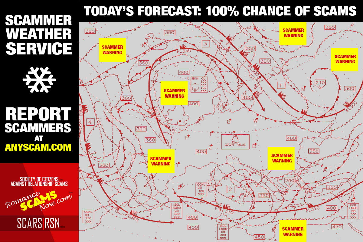 Scam Forecast - SCARS|RSN™ Anti-Scam Poster 14
