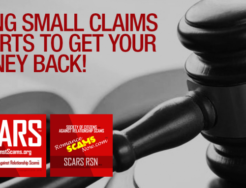 How You Just Might Get Your Money Back! – A SCARS|RSN™ Special Report