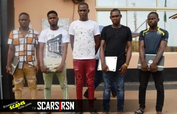 Nigerian Police Arrests Another Gang Of 11 Yahoo Boys - SCARS™ SCAM NEWS 2