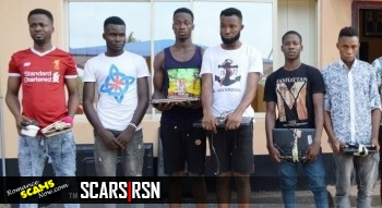 Nigerian Police Arrests Another Gang Of 11 Yahoo Boys - SCARS™ SCAM NEWS 1