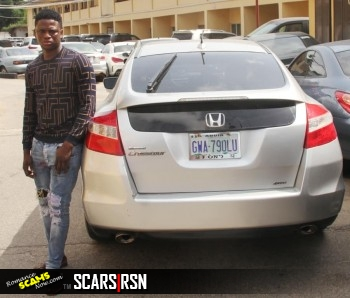 7 More Scammers Arrested In Nigeria - SCARS™ SCAMMER ARRESTED 4