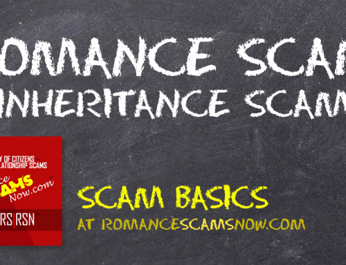 419 Romance Scams – SCARS|RSN™ Scam Basics