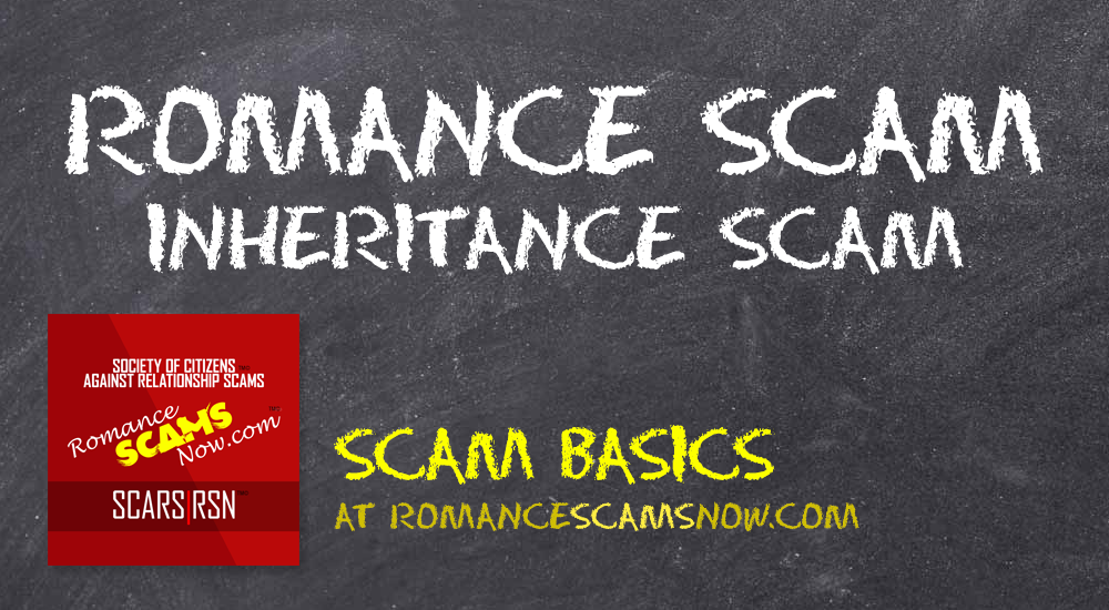 419 Romance Scams - SCARS|RSN™ Scam Basics 7