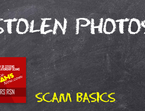 Stolen Photos – SCARS|RSN™ Scam Basics