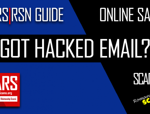 SCARS|RSN™ Guide: Hacked Email