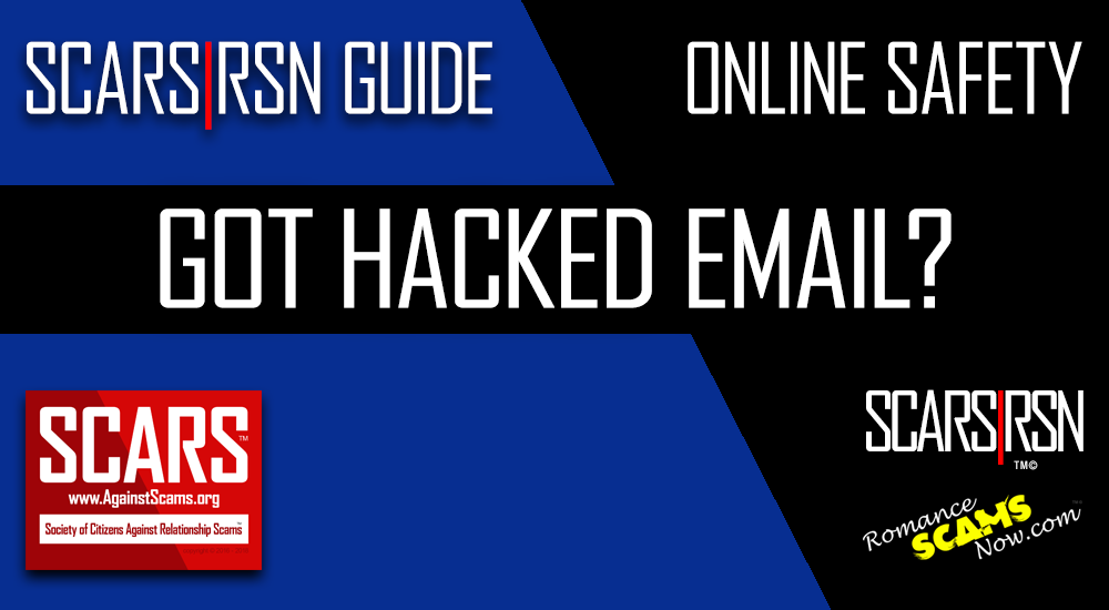 SCARS|RSN™ Guide: Hacked Email 4