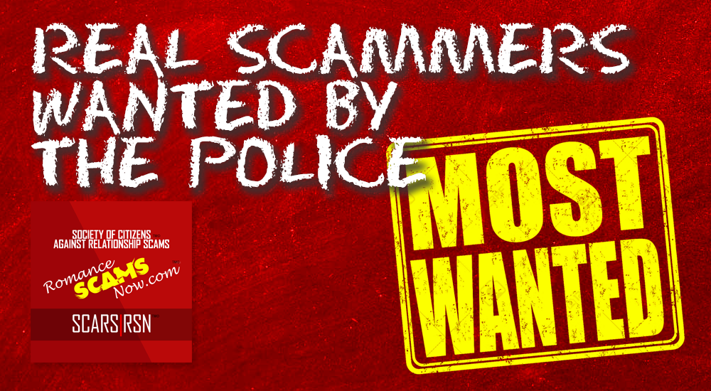 SCARS|RSN™ Most Wanted: Wanted By Ghana Police - Real Scammer: Stephen Teye Mawulepe 2