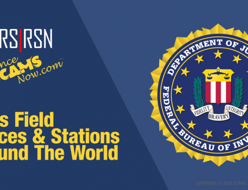 Reporting To The FBI Around The World – SCARS|RSN™