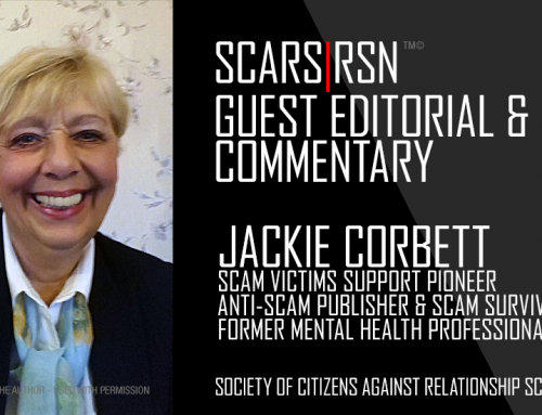 It's Ok To Quit Struggling – A SCARS|RSN™ Guest Editorial By Jackie Corbett