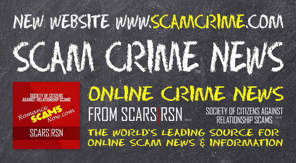 SCARS|RSN™ Launches New All Scam News Website 5