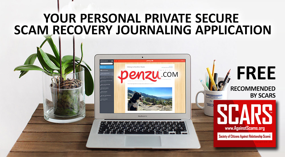 Journaling Online - SCARS|RSN™ Recovery 7