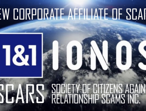 SCARS|RSN™ ANNOUNCEMENT: New Corporate Affiliate