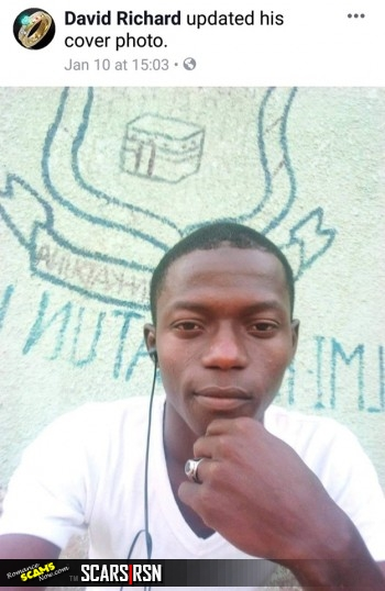 Real Male Scammers of West Africa Gallery #51100 - SCARS™ Faces Of Evil 11