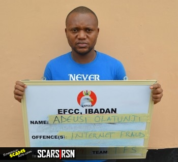 Real Male Scammers of West Africa Gallery #51100 - SCARS|RSN™ Faces Of Evil 49