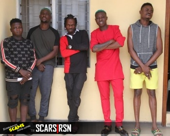 Real Male Scammers of West Africa Gallery #51100 - SCARS™ Faces Of Evil 4