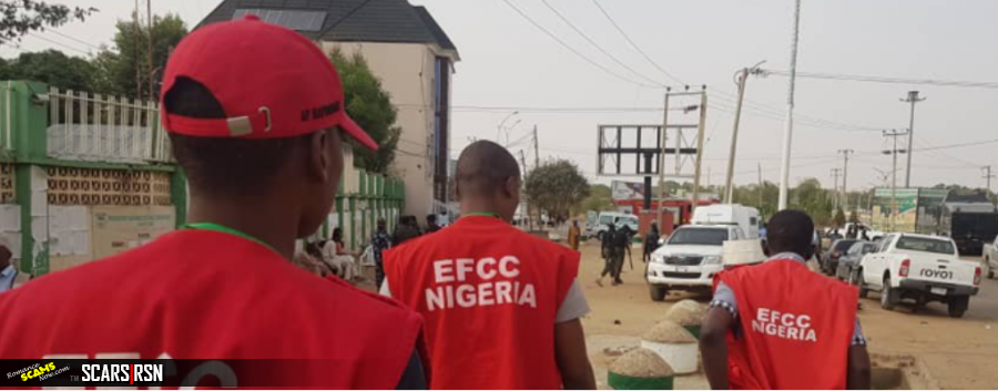 SCARS™ Scam & Scamming News: EFCC Raids Suspected Yahoo Boys, Arrests 25 in Imo State Nigeria 1