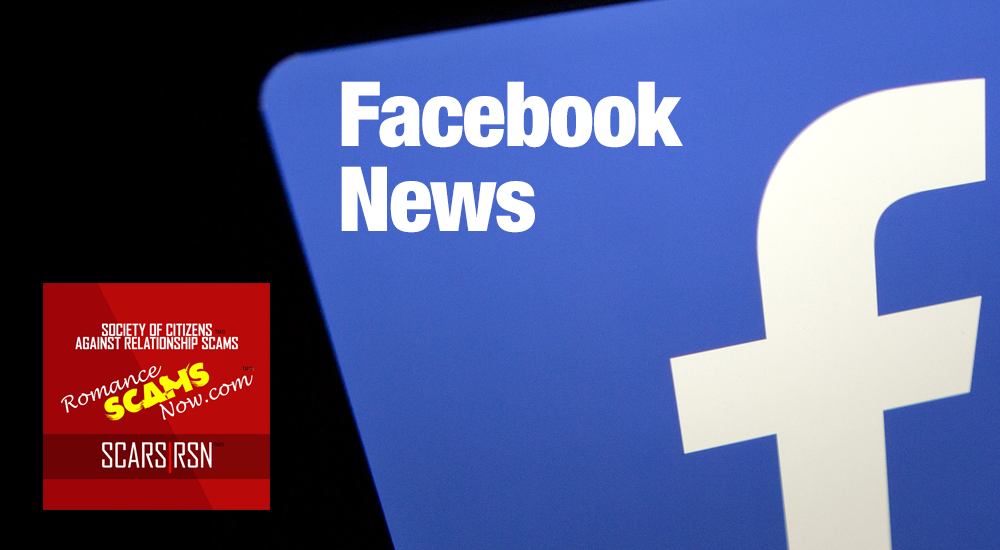 SCARS|RSN™ Scam & Scamming News: Facebook Fined $5 Billion Dollars By U.S. Federal Trade Commission 40