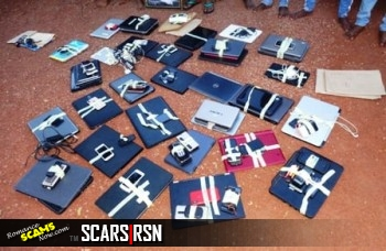 SCARS™ SCAM NEWS: 37 Nigerian Scammers Arrested 1