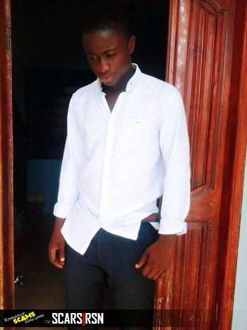 Real Male Scammers of West Africa Gallery #51100 - SCARS|RSN™ Faces Of Evil 31