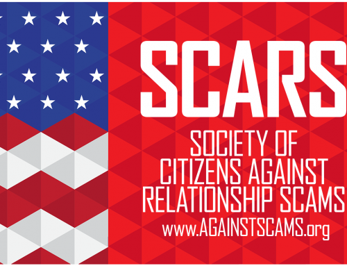 Society of Citizens Against Relationship Scams Incorporated [SCARS] – SCARS|RSN™ Anti-Scam Poster