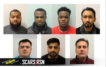 SCARS|RSN™ Scam & Scamming News: Gang Of Fraudsters Jailed For 43 Years By The UK Metropolitan Police After Reports To UK's Action Fraud 4