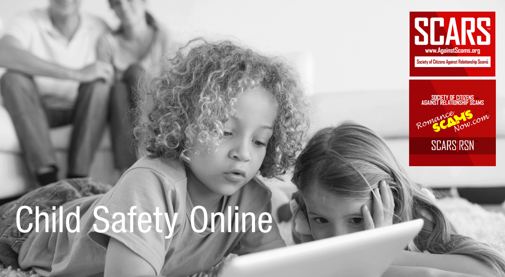 SCARS|RSN™ Online Safety - COPPA Regulation: A Few Tips To Keep Your Child Safe Online 1