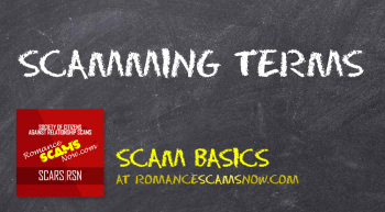SCARS|RSN™ Scam Basics: A Taxonomy