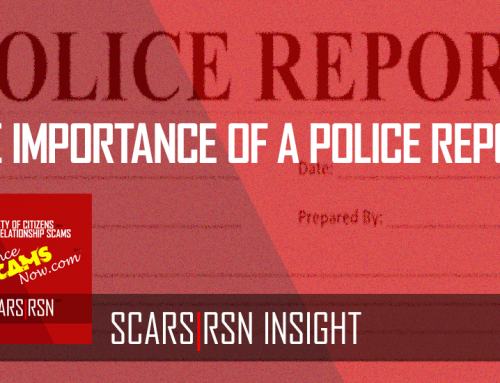 SCARS|RSN™ Insight: The Importance of the Police Report
