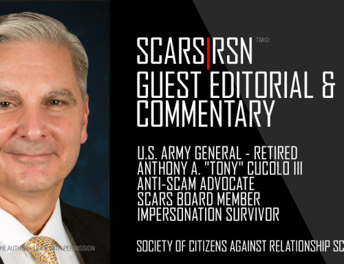 "Expect Your Moral Courage To Be Tested – A SCARS|RSN™ Guest Editorial By General Anthony A. ""Tony"" Cucolo III, Retired"