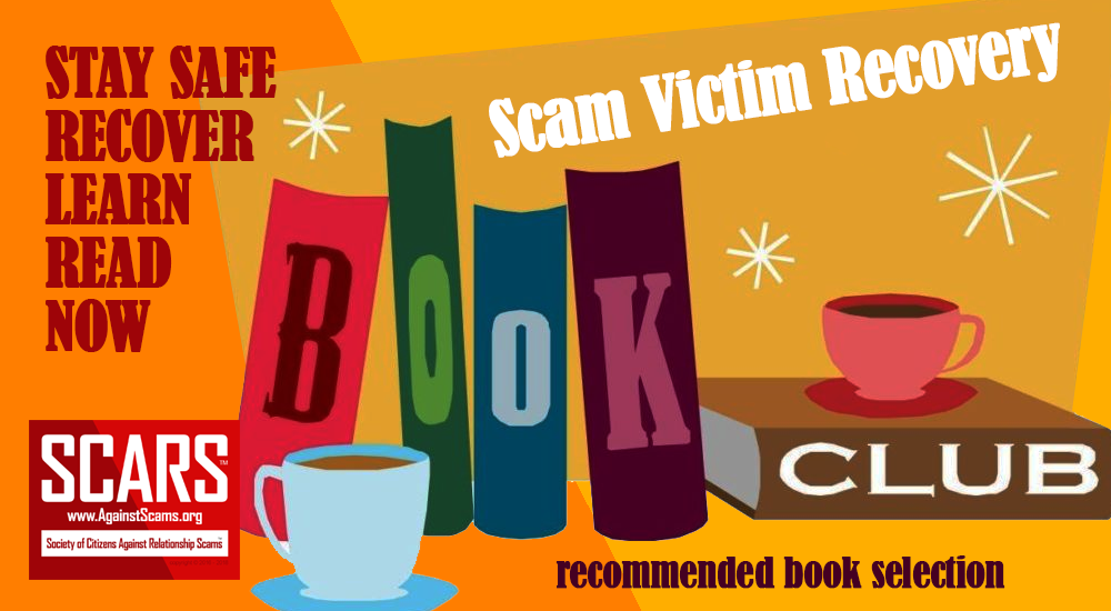 SCARS|RSN™ Victim Recovery Book Club: Recommended Book - The White Knight Syndrome: Rescuing Yourself from Your Need to Rescue Others 4