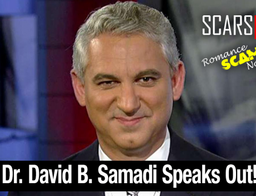 SCARS™ Impersonation Victim: Dr. David B. Samadi, M.D. Speaks Out
